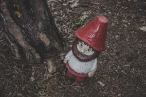 Rumcajs z lesa Řáholce - pohádkový les Bílina