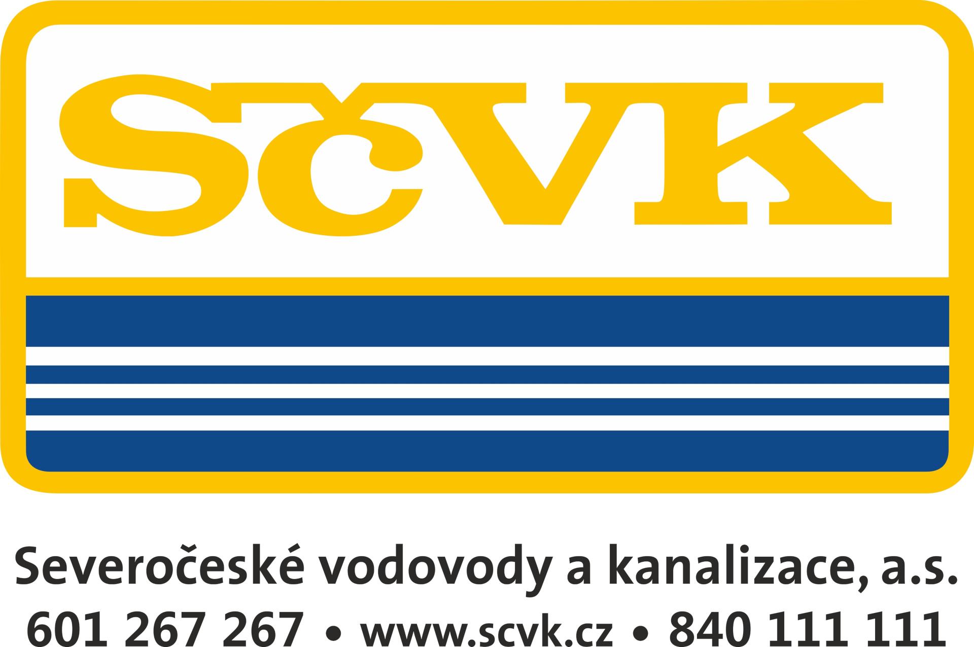 SČVK - Severočeské vodovody a kanalizace ,a.s.
